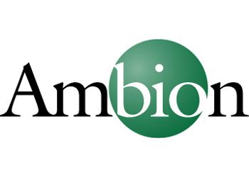 نمایندگی فروش محصولات شرکت Ambion امبیون