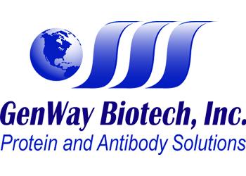 نمایندگی فروش محصولات شرکت GenWay Biotech