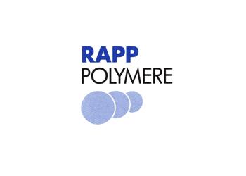 نمایندگی فروش محصولات شرکت RAPP POLYMERE رپ پلیمر